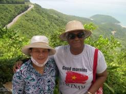 en route pour HOIAN 3 Jeanne avec une Viet