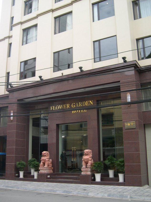 HANOI Hotel Garden