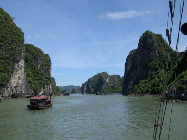 La Baie d'Halong 3