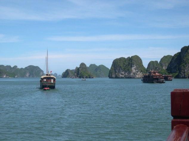 La Baie d'Halong 8