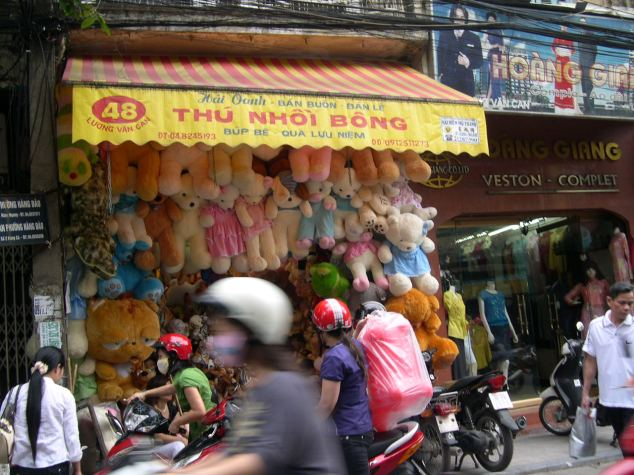 La vie à Hanoi 7