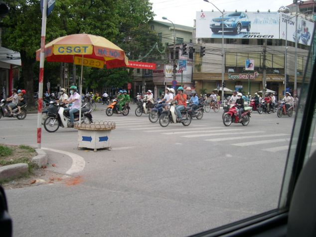 La vie à HANOI