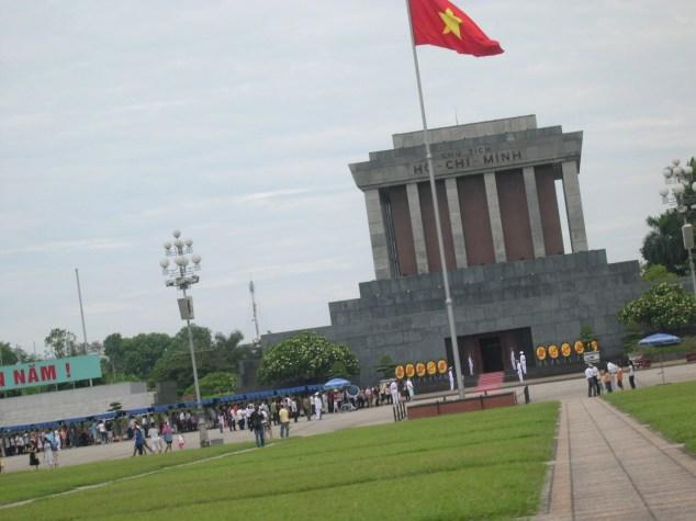 Mausolée de Ho Chi Minh 1