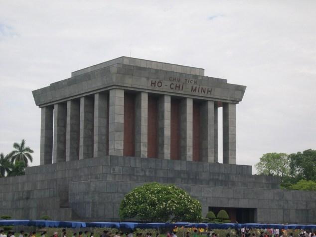 Mausolée de Ho Chi Minh 2