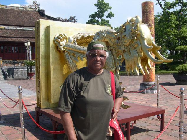 Visite de la Cité Impériale des Nguyen 3