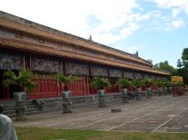 Visite de la Cité Impériale des Nguyen 7 les Batiments
