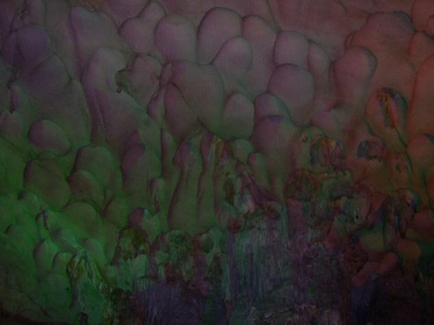 Visite de l'intérieur d'un Rocher 6