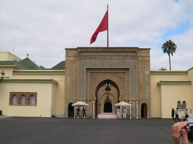 Rabat Palais 2