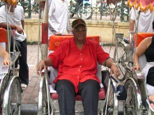 Promenade en Cyclo-pousse dans les quartiers du Vieux Hanoi